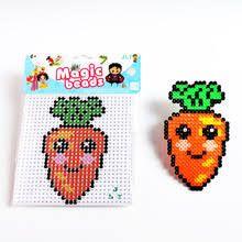 Imagini pentru perler beads carrot