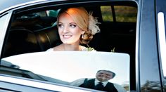 How to Arrange Wedding Day Transportation  on Borrowed & Blue.  Photo Credit: Songy Photography