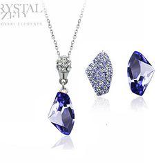 Buy Swarovski Crystal Rhinestone Fashion Pearl Necklace Earring   Email me:licindyxiexie@hotmail.com