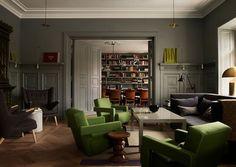 ETT Hem Hotel Stockholm by Ilse Crawford