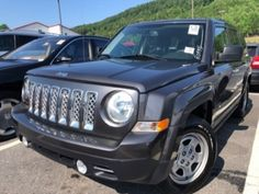 2015 Jeep Patriot 4dr Fwd Sport Gray 4 Doors 10995 To