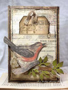 Bird Pocket Tag