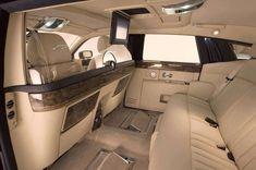 Rolls Royce Phantom Interior                              …