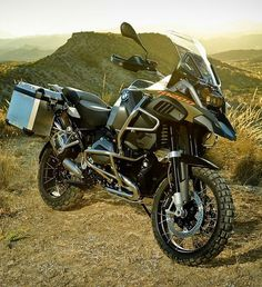 BMW GS Adventure Motorcycle brings serious Enduro and Off-Road skills in an awesome looking bike. Gs 1200 Adventure, Adventure Tours, Motos Bmw, Cool Motorcycles, Motorcycle Camping, Camping Gear, Motorcycle Price, Motorcycle Adventure, Motorcycle Boots