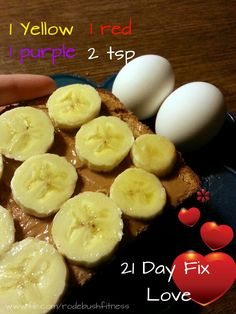 Breakfast is Served! 21 Day Fix Style. -- Interested in trying the 21 day fix? http://www.teambeachbody.com/shop/-/shopping?referringRepId=602914  - WHEY Protein Meal Shakes --> http://cocolaid.com
