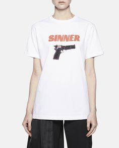 Hyein Seo Sinner T-Shirt AW16