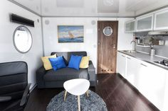 A unique holiday in the Lakeland of Finland with a self-driving houseboat! Houseboats, Self Driving, Finland, Entryway, Relax, Cabinet, Storage, Unique, Holiday