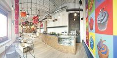 Puma Social Club: v bývalé galerii vznikl prostor, ve kterém se kloubí concept store, kavárna a prostor pro organizování akcí, oslav, parties a prezentací. | Edit!