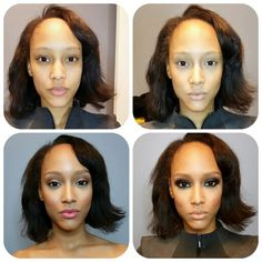 Makeup by Nalani Bott (beautybott), a Makeup Artist based out of Atlanta, GA. Bookings: info@beautybott.com.  #atlmua #atlmakeupartist #atlantamua #atlantamakeupartist #makeupartist #mua #makeup #beforeandafter