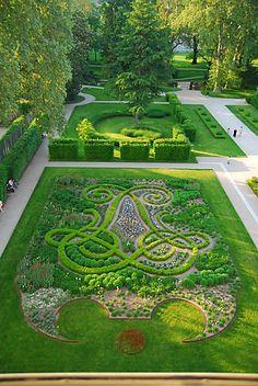 gartenpalais liechtenstein von der barocken idee zur heutigen oase fhrung durch die parkanlage - Fantastisch Gartengestaltungsideen
