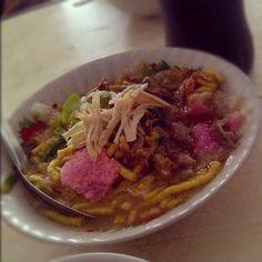 Sroto Purwokerto, the Javanese soup