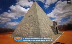 BRAZIL: Mysteries of the pyramid built in Ceará, Guardian says is 'Hotel for aliens'