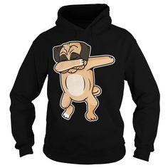 Pug Dab Papa Mama Men Women Dogs Lovers Sunfrog Hoodie