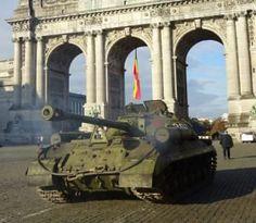 IS-3M a magyar felkelés évfordulóján