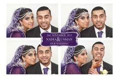 Asian Wedding Photo Booth.