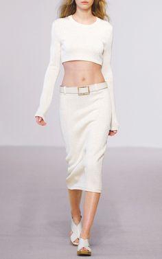 Calvin Klein Collection Resort 2014 Trunkshow Look 5 on Moda Operandi