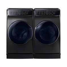 Samsung WV60M9900AV-DVE60M9900V Flex Washer & Dryer Set