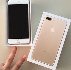 Iphone 7 Plus ( Gold )