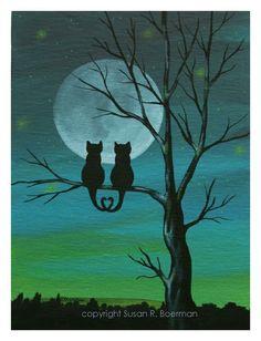 #gatitos #luna