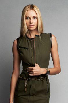 Restez à la pointe de la tendance avec des looks militaires modernes aux silhouettes très contemporaines signées Black Label