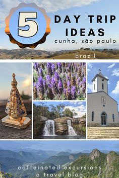 Things To Do In Cunha, São Paulo, Brazil: 5 Day Trip Ideas - Caffeinated Excursions Visit Brazil, Travel Articles, Travel Tips, Travel Info, Travel Ideas, Travel Inspiration, Sao Paulo Brazil, Brazil Travel, South America Travel
