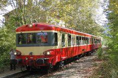 Tour de Provence with Caravelle X-4567 - Part 1 | Provence Heritage Railways