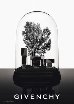 The Metro Perspective: Givenchy Le Soin Noir
