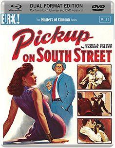 Pickup on South Street - Blu-Ray/DVD (Masters of Cinema Region B/2) Release Date: May 18, 2015 (Amazon U.K.)