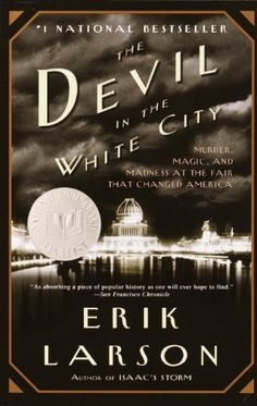 An excellent historically set novel that engages the reader through different perspectives of character. Both the 'devil' and the city are characters that made me see this part of Chicago differently. I daydream whenever we pass through this area.
