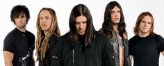 Shinedown debuts on Guitar Hero 5 Band Hero, July 27, 2010