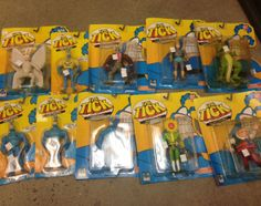 Comic lovers, rejoice! New, still-in-the-box toys from the 1994 animated series The Tick available at our South Blvd. store.