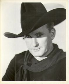 1940-50S *COWBOY* movie star TIM MCCOY