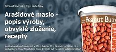 Arašidové maslo - popis výroby, obvyklé zloženie, recepty Dog Food Recipes, Beans, Vegetables, Dog Recipes, Vegetable Recipes, Beans Recipes, Veggies