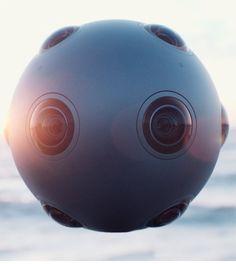 Nokia stawia na wirtualną rzeczywistość. Pokazała kulistą kamerę do filmów 3D i gier. http://tvn24bis.pl/tech-moto,80/nokia-pokazala-nowa-kamere-wirtualna-rzeczywistosc-to-jej-sila,564791.html