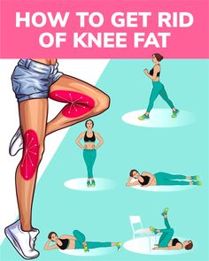 Want to have sexy slim legs, try the workout below! The exercises will help to get rid of knee fat and make your legs look fabulous! Try and enjoy the results! musculation How to Get Rid of Knee Fat Fitness Workouts, Yoga Fitness, Physical Fitness, Fitness Goals, Fitness Tips, Fitness Motivation, Sport Motivation, Motivation Quotes, Funny Fitness