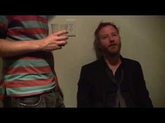 Lean towards the things that make you like yourself - Matt Berninger, The National