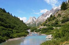 Uno dei posti più rilassanti del mondo Val Veny