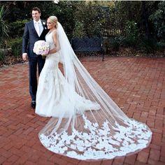 Get the Look: Jamie Lynn Spears' lace mermaid wedding gown!