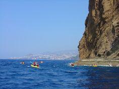 Canoeing by Madeira Islands Tourism, via Flickr , Madeira, Portugal