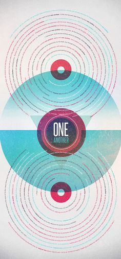 "This graphic looks at the 40+ ""one another"" passages of the New Testament."