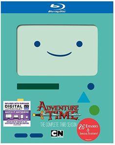 Jeremy Shada & John DiMaggio - Adventure Time: Season 3