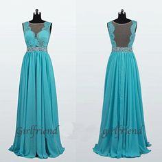 prom dress prom dress - lace floor-length halter prom dress #promdress #coniefox #2016prom