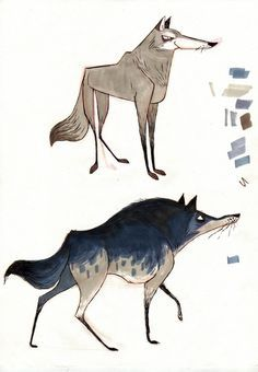 Pin by character design references on creature design wolves Animal Sketches, Animal Drawings, Wolf Character, Character Design References, Creature Design, Animal Design, Cartoon Art, Character Inspiration, Creatures
