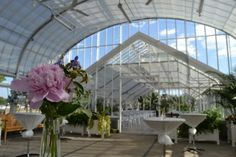 Ed Lycan Conservatory Interior. Beautiful place to rent in Okc for cheap!