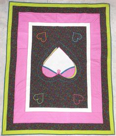Breast Cancer Awareness Quilt