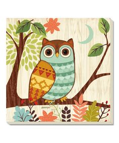 Look at this Woodland Friend Coasters - Set of Four on #zulily today!