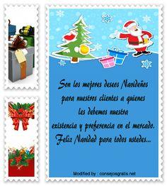 mensajes y tarjetas para enviar en Navidad empresariales,descargar frases para enviar en Navidad corporativos: http://www.consejosgratis.net/frases-de-navidad-para-clientes/