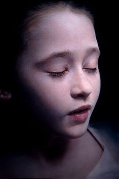 Gottfried Helnwein (oil and acrylic on canvas).