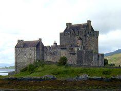 "Elean Dolan Castle, Scotland (in the movie ""Braveheart"")"