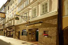 Hotel Salzburg: Goldener Hirsch, a Luxury Collection Hotel - offizielle Webseite